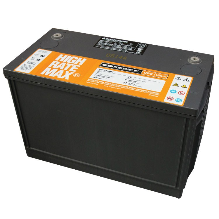 Аккумулятор C&D Technologies UPS12-350MRM